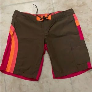 Aeropostale board Bermuda shorts